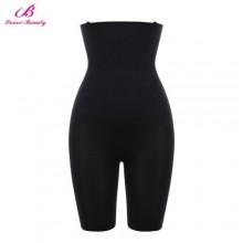 Seamless High Waist Butt Lifter Shapewear - Black