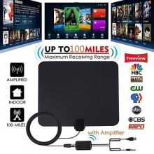 Digital TV Antenna - Black