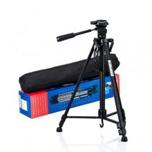 Weifeng WT-3520 Tripod Stand With Carry Case - Black