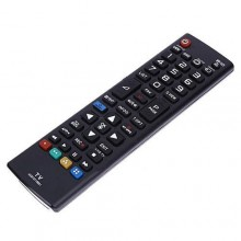 LG Replacement TV Remote Control - Black