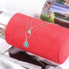 Women Multi Layered Elephant Pendant Necklace - Silver
