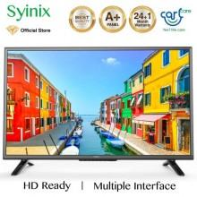 "Syinix 32S610 - HD LED Digital Satellite TV - 32"" - Black"