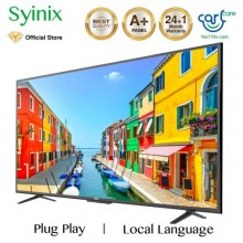 "Syinix 32S610 - HD LED Digital Satellite TV - 32"" - Black"