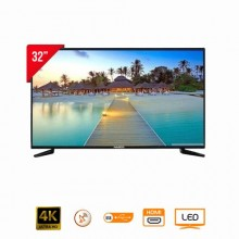 "Micromax Ultra HD - 4K- LED TV - 32"" Black"