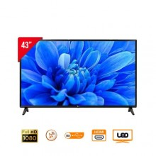 "LG 43LM5500PVA Digital Satellite Full HD LCD TV - 43"" Black"