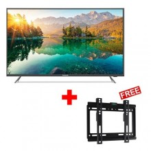 Panasonic LED TH-43G333M - Digital Satellite - 43'' Black With Free Bracket
