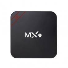 MX9 TV Box WiFi 1+8GB Smart Media Player - Black
