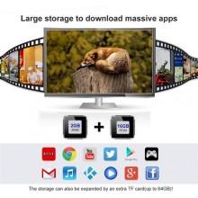 Android 9.0 X96 Mini Smart TV Box 2 + 16G WiFi - Black