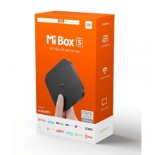 XIAOMI Mi Box S Android TV - Black