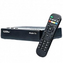 Gotv Digital Decoder Receiver - Black