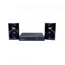 Nasco HT-506SL DVD Home Theatre System - 2.0 Channel Black
