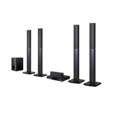 LG LHD655BT DVD Home Theatre System - 5.1 Channel Black