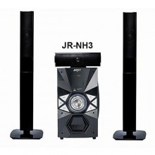 Jerry Power JR-NH3 Home Theatre System - Black
