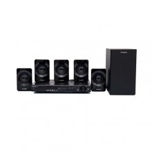Nasco HT-233K DVD Bluetooth Home Theater System - 5.1 Channel Black