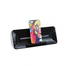 Wster WS-1618 Portable Bluetooth Speaker - Black