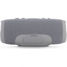 Charge 3 Portable Bluetooth Speaker - Grey