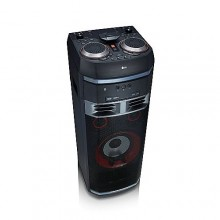 LG OK99 XBOOM Entertainment System with Karaoke & DJ Effects - Black
