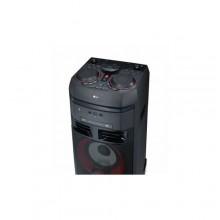LG OK55 XBOOM Bluetooth Speaker - Black/Red