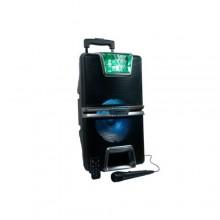 Nasco NASD-250W Portable Bluetooth Speaker - 25 Watts Black