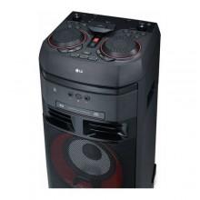 LG OK75 XBOOM Entertainment System with Karaoke & DJ Effects - Black