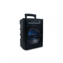 Nasco NASD-300 RMS Bluetooth Speaker - 8 Watts - Black