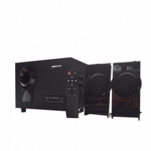 Andrew C-6 Bluetooth Super Bass Woofer With Remote - Black