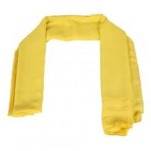 Kira Hijab Plain Chiffon Hijab - Yellow