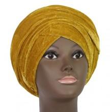 Cap Turban - Gold