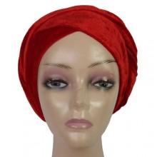 Cap Turban - Red