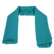 Kira Hijab Plain Chiffon Hijab - Turquoise Green