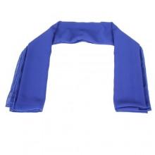 Kira Hijab Plain Chiffon Hijab - Royal Blue