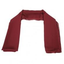Kira Hijab Plain Chiffon Hijab - Wine Red