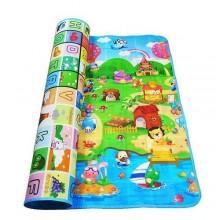 Children Carpet Play Mat - Multicolour