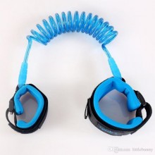 Safety Baby Walking Band Belt - Black/Blue
