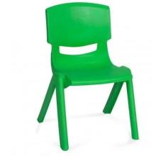 Kids Plastic Chair - Green