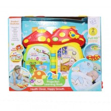 2in1 Projection Learning Book - Multicolor