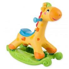 2in1 Learning Fun Rocking Tunes Giraffe - Multicolor