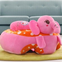 Baby Sit Up Trainer Pillow-pink