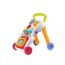 Huanger Baby Music Educational Push Waker - Multicolour