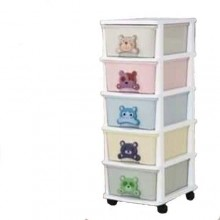 5 in1 Baby Wardrobe.- Multicolour