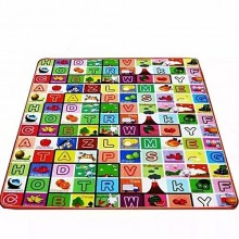 Kids Playing Mat - Multicolour