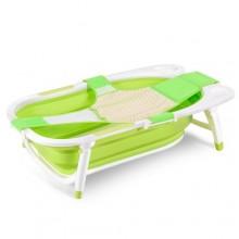 Foldable Baby Bathtub - Green