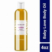 NAYA By Africa Baby Love Body Oil - 4oz