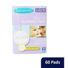 Lansinoh Disposable Breast Pads - 60 Pieces