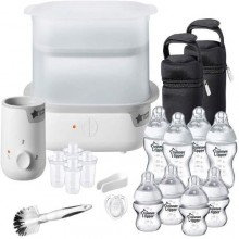 tommee tippee BPA-free Baby Feeding Set - 19 Pieces
