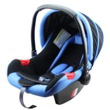 Baby Infant Car Seat - Blue/Black