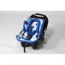 Camouflage Baby Car Seat - Blue