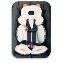 Baby Car Seat Support - White