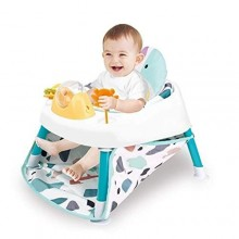 2in1 Baby Fitness Chair - Multicolour