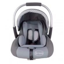 Bravo Comfy Baby Car Seat - Grey